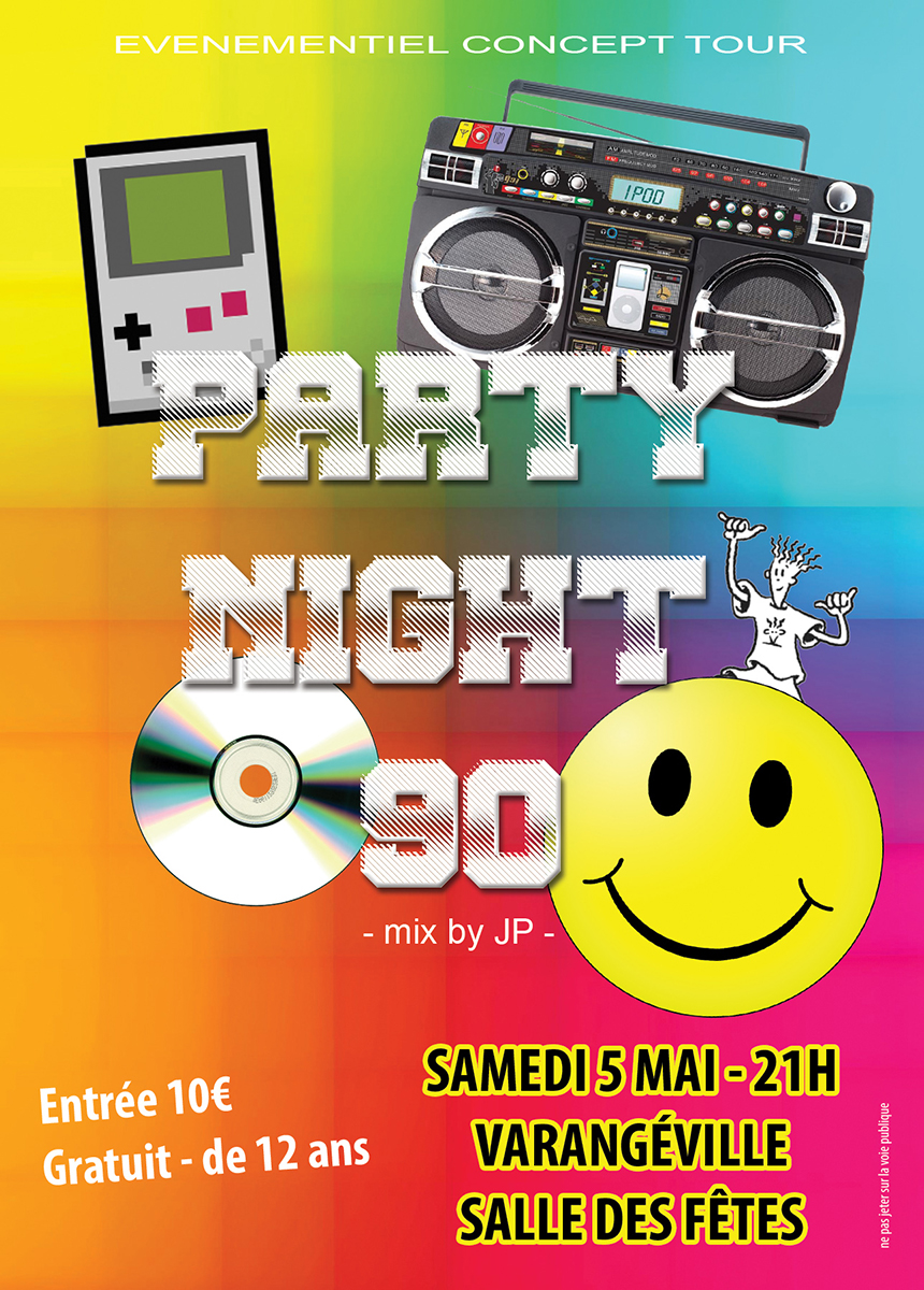 Party Night 90